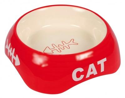 Trixie Cat - миска керамическая 0,2 л/13 см