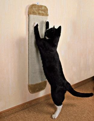 Trixie - дряпка для кошек плоская, настенная XL, 4342
