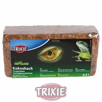 Trixie - кокосовая стружка 4,5л, 76150