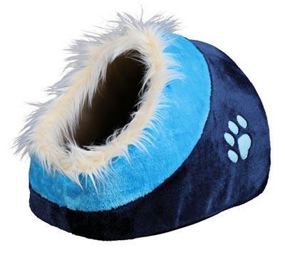 Trixie Minou - домик для котов и маленьких собак, сине-голубой, 36309