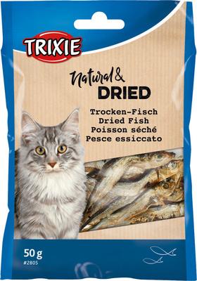 Trixie Natural Dried Trocken-Fish 50 г сушеные анчоусы