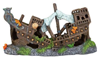 Trixie Обломки корабля - декорация для аквариума, 23см, 87816