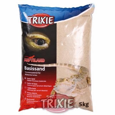 Trixie - песок желтый 5кг, 76131