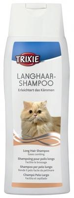Trixie шампунь для длинношерстных кошек 250 мл