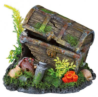 Trixie Сундук с сокровищами,17см - декорация для аквариума, 87813
