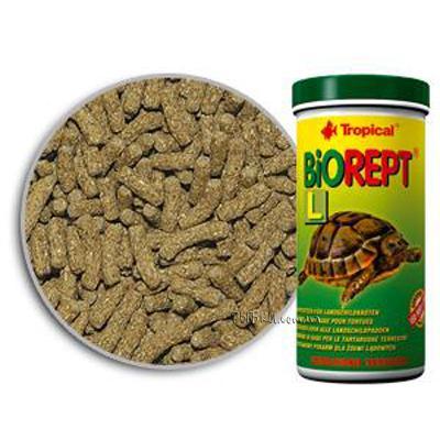 Tropical BioRept L - корм для сухопутных черепах, 100 мл, 11353