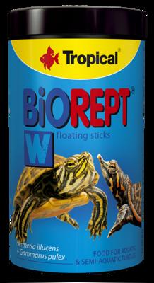 Tropical BioRept W корм для водных черепах, 1 л