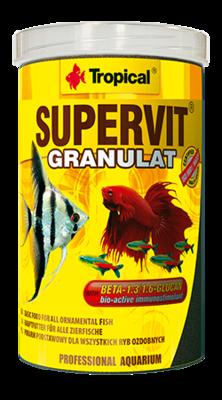 Tropical SuperVit Granulat корм в гранулах для всех видов рыб, 250 мл
