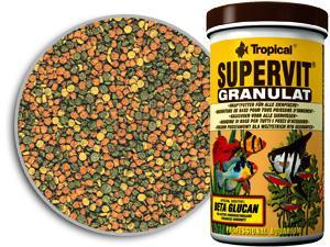Tropical SuperVit Granulat - для всех видов рыб, 250 мл, 60414