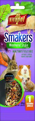 Vitapol Weekend Style колба для грызунов с овощами, 1 шт