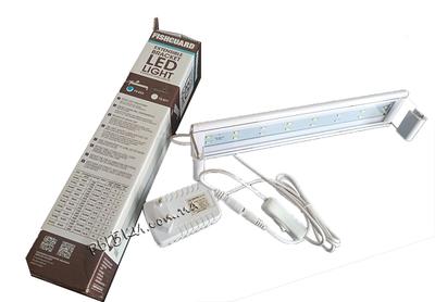 YS-E07 LED Светильник 8W на ножках 30см, черный