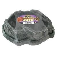 Zoo Med Combo Repti Rock Reptile Food and Water Dishes