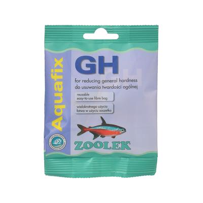 Zoolek Aquafix/Filtrax GH - наполнитель для снижения общей жесткости, 20 г