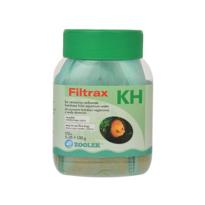 Zoolek Aquafix/Filtrax KH - наполнитель для снижения карбонатной жесткости, 5х100 г