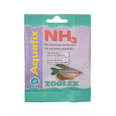 Zoolek Aquafix/Filtrax NH3 - наполнитель для удаления NH3, 40 г