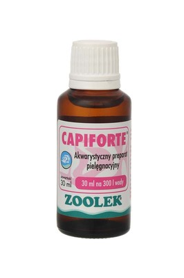 Zoolek Capiforte - препарат против трематод и ленточных червей, 30 мл