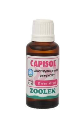Zoolek Capisol - препарат против нематод, ленточных червей, трематод, 30 мл