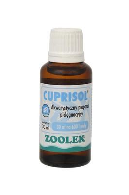 Zoolek Cuprisol - препарат против плесени, 30 мл