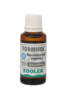 Zoolek Formisol - препарат с антибактериальным и анти-плесневым эффектом, 30 мл